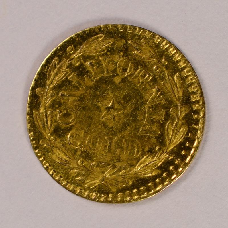 """Non-govt Issue, 10 Karats: """"jewler's Gold"""" = Token"""